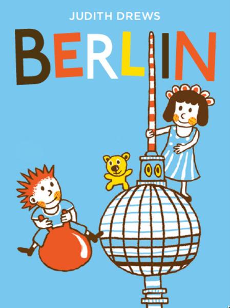 Mein erstes Berlin-Bilderbuch - Coverbild