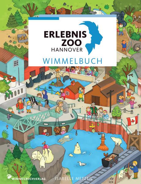 Kostenloser Download Erlebnis-Zoo Hannover Wimmelbuch Epub
