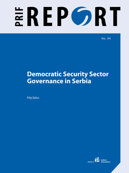 Democratic Security Governance in Serbia - Coverbild