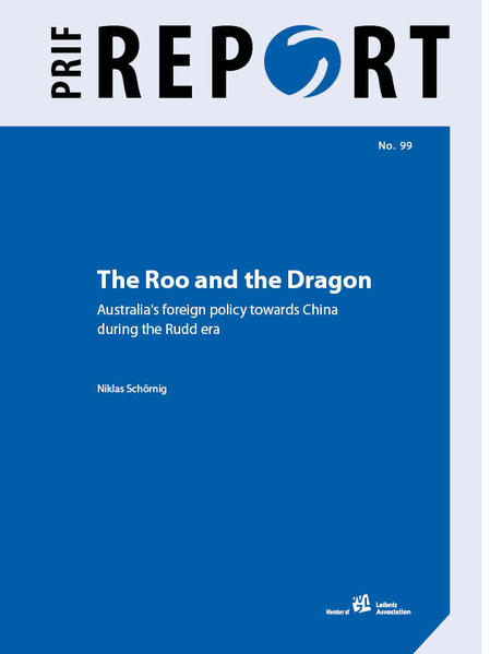 The Roo and the Dragon - Coverbild