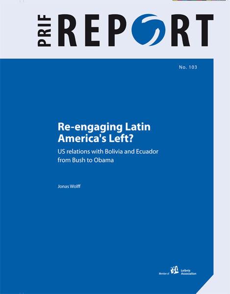 Re-engaging Latin America's Left? - Coverbild