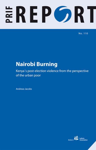 Nairobi Burning: - Coverbild