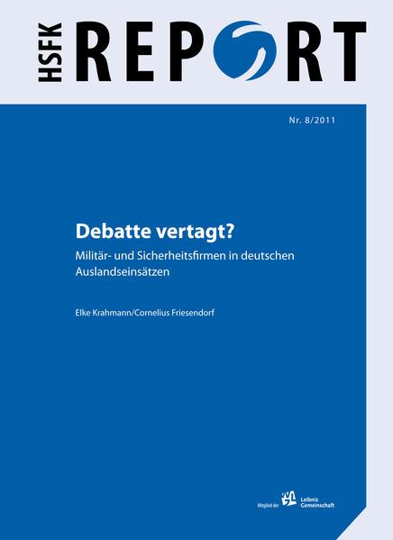 Debatte vertagt? - Coverbild