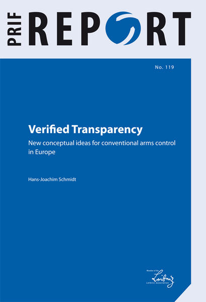 Verified Transparency - Coverbild