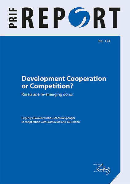 Development Cooperation or Competition? - Coverbild