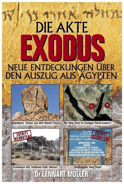 DIE AKTE EXODUS - Coverbild