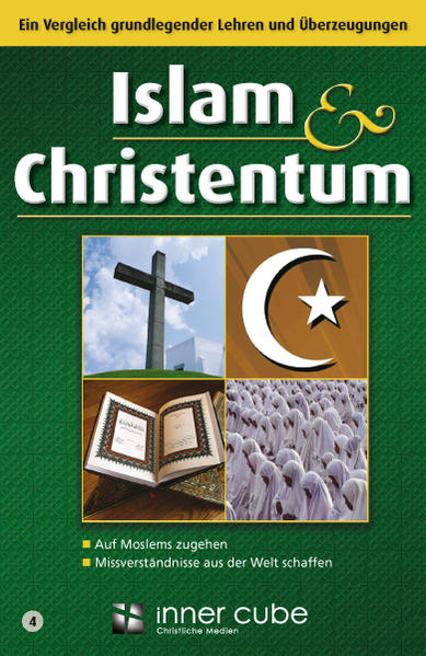 Islam und Christentum - Coverbild