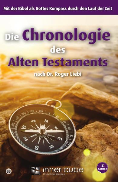 Die Chronologie des Alten Testaments - Coverbild