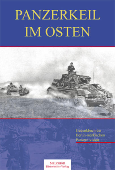 Panzerkeil im Osten - Coverbild
