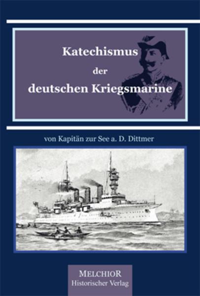 Katechismus der Deutschen Kriegsmarine - Coverbild