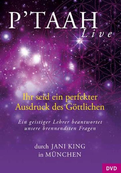 P´TAAH Live Ihr seid ein perfekter Ausdruck des Göttlichen - DVD - Coverbild