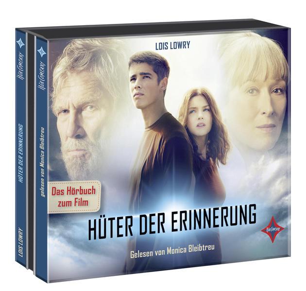 Hüter der Erinnerung - Coverbild
