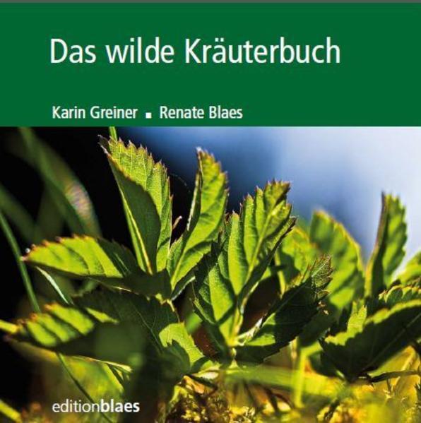 Das wilde Kräuterbuch - Coverbild