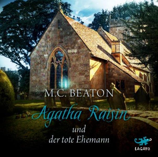 Agatha Raisin und der tote Ehemann - Coverbild