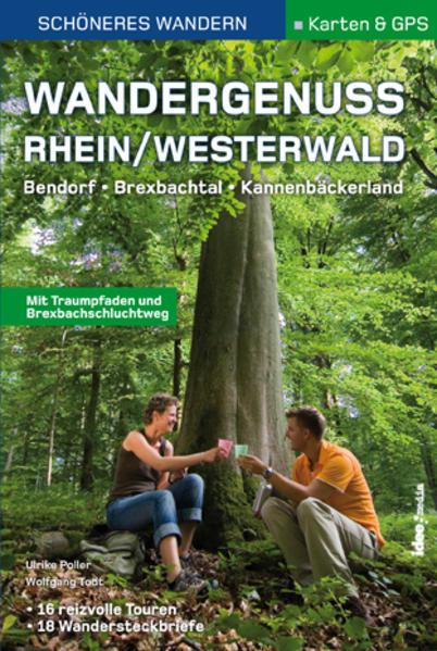 Wandergenuss Rhein-Westerwald - Schöneres Wandern Pocket mit Detail-Karten, Höhenprofilen und GPS-Daten - Coverbild
