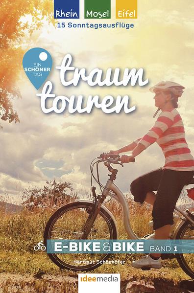 Traumtouren E-Bike & Bike Band 1 - Coverbild