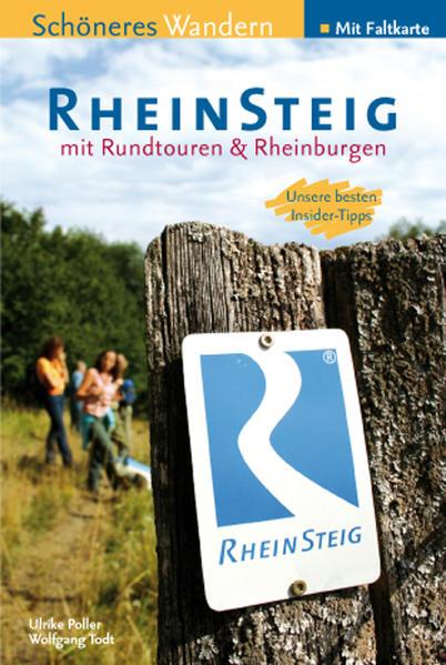 Rheinsteig - Schöneres Wandern Pocket. 25 Tages- und Rundtouren - Ebook - Coverbild