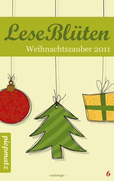 LeseBlüten Band 6 - Weihnachtszauber 2011 - Coverbild