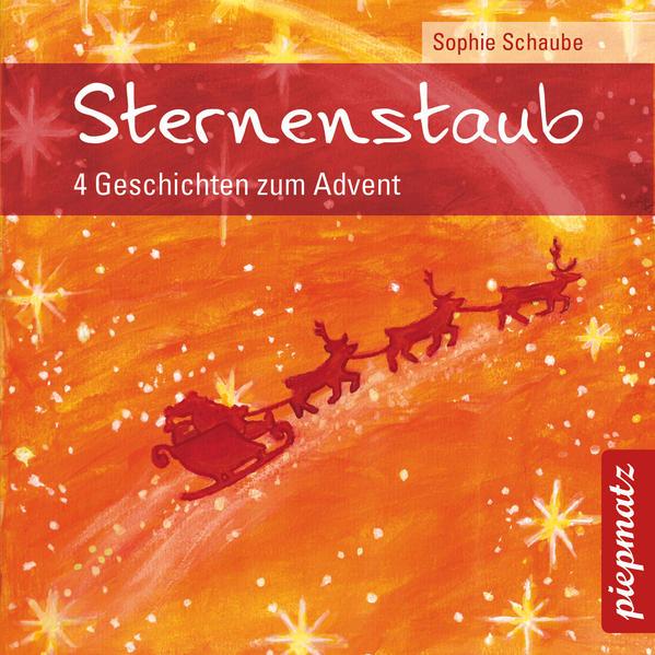 Sternenstaub - 4 Geschichten zum Advent - Coverbild