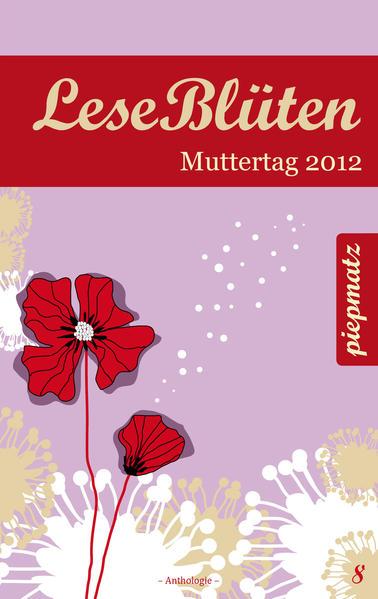 LeseBlüten Band 8 - Muttertag 2012 - Coverbild