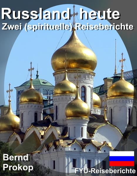 Russland heute - Coverbild