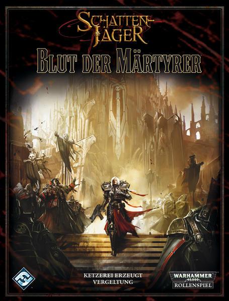 Blut der Märtyrer - Coverbild