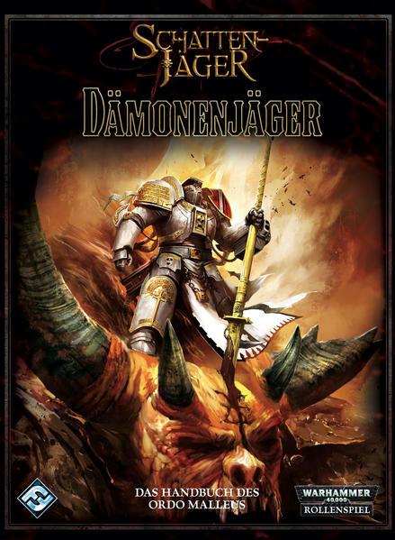 Dämonenjäger - Coverbild