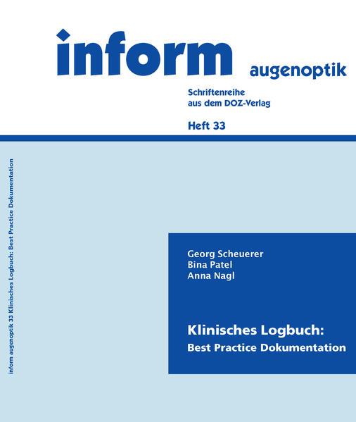 Klinisches Logbuch - Coverbild