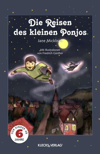Die Reisen des kleinen Ponjos - Coverbild