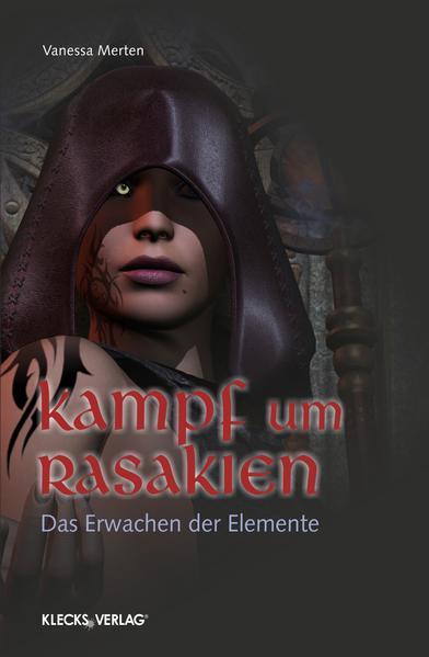 Kampf um Rasakien - Coverbild
