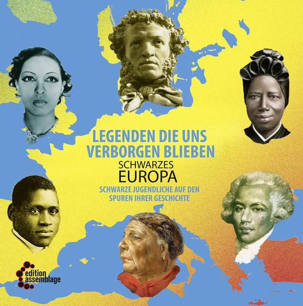 Schwarzes Europa - Coverbild