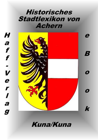 Historisches Stadtlexikon von Achern (PDF) - Coverbild