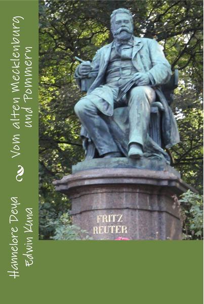 Vom alten Mecklenburg und Pommern - Coverbild