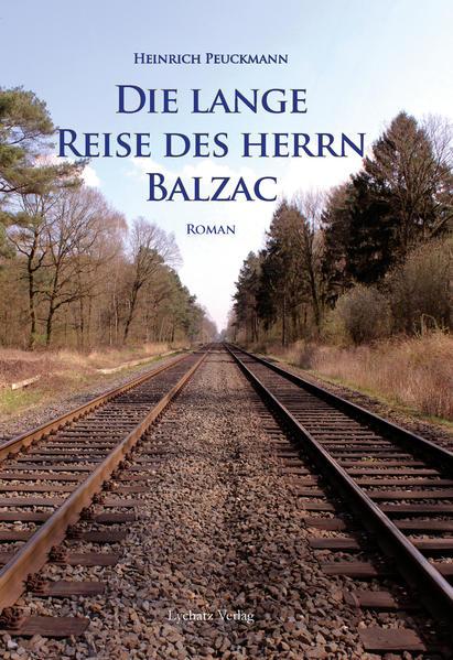 Die lange Reise des Herrn Balzac - Coverbild