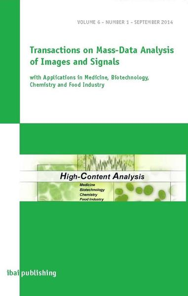 Transaktions on Mass-Data Analysis of Images and Signals - Coverbild