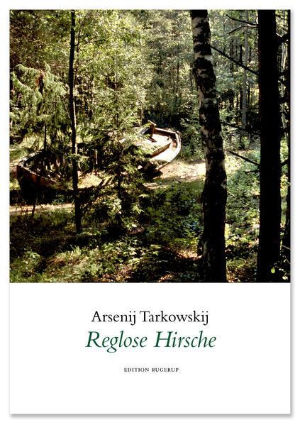 Reglose Hirsche - Coverbild