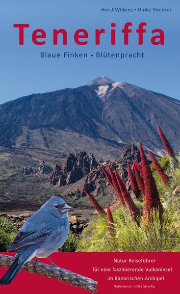 Teneriffa  Blaue Finken - Blütenpracht - Coverbild