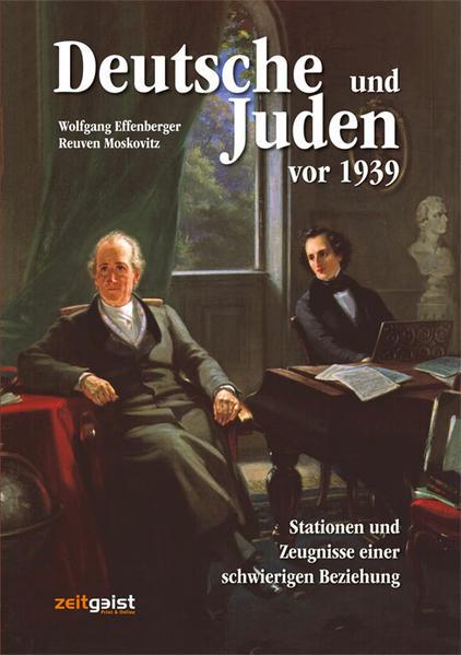 Deutsche und Juden vor 1939 - Coverbild