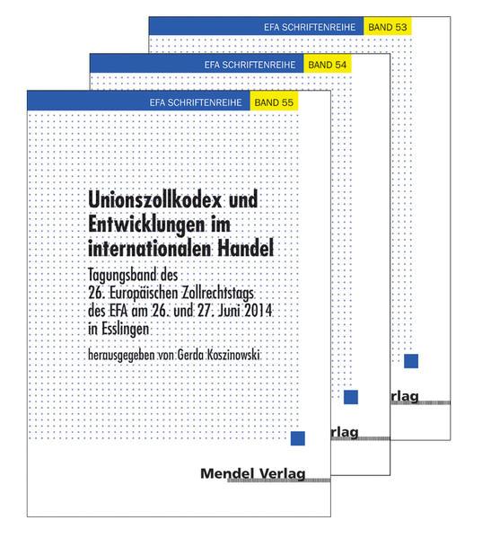 Das Recht auf rechtliches Gehör im Modernisierten Zollkodex - Coverbild