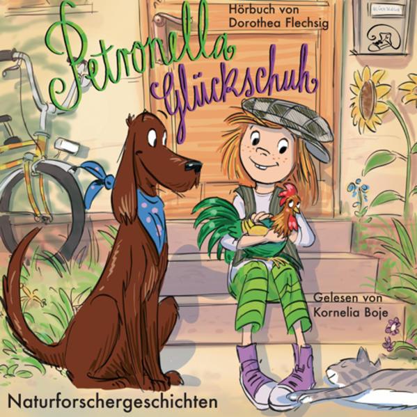 Petronella Glückschuh - Coverbild