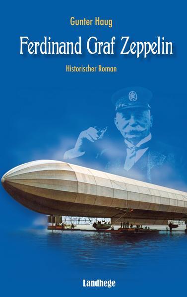Ferdinand Graf Zeppelin - Coverbild