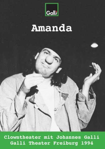 Amanda - Coverbild