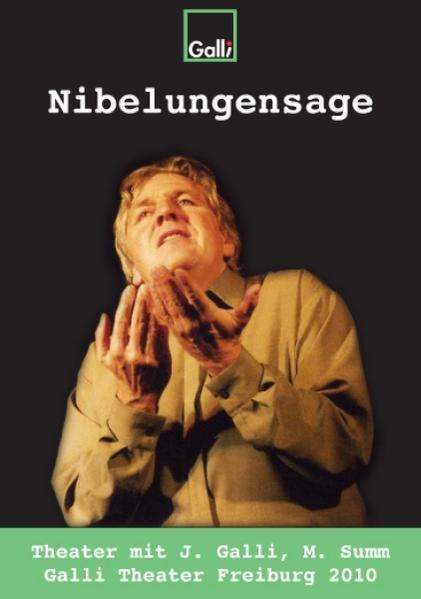 Die Nibelungensage - Coverbild
