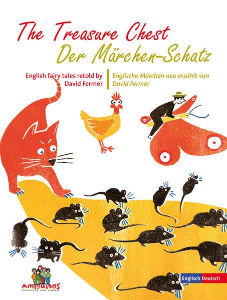 The Treasure Chest - Der Märchen-Schatz - Coverbild