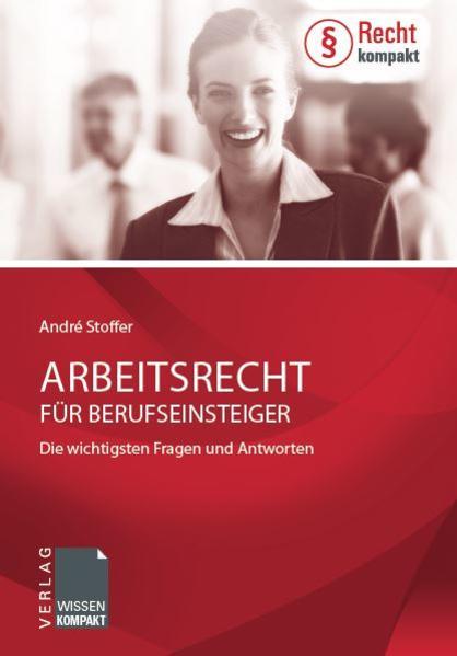 Arbeitsrecht für Berufseinsteiger - Coverbild