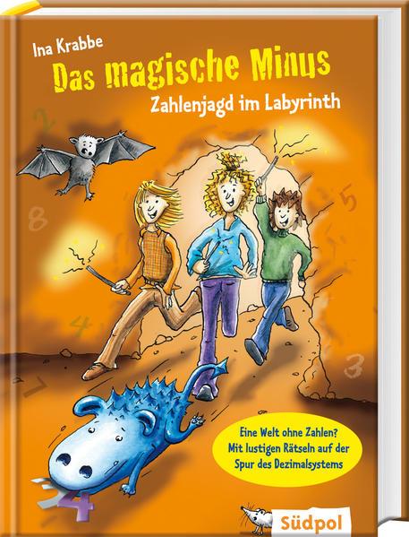 Das magische Minus – Zahlenjagd im Labyrinth - Coverbild