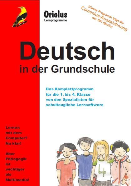 Deutsch in der Grundschule - Einzellizenz - Coverbild