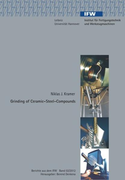 Grinding of Ceramic- Steel- Compounds - Coverbild