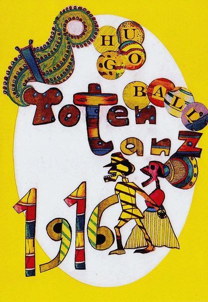 Totentanz 1916 - Coverbild