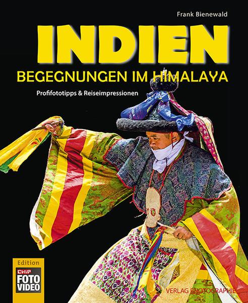 Indien - Begegnungen im Himalaya - Coverbild